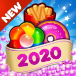 [APK] Fast Food 2020 New Match 3 Free Games Without Wifi 2.0.8 (MOD Unlimited Money)