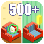 [APK] Find The Differences 500 – Sweet Home Design 1.2.3 (MOD Unlimited Money)