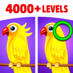 Find The Differences Spot it  1.4.1 (MOD Unlimited Money)