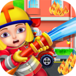 [APK] Firefighters Fire Rescue Kids – Fun Games for Kids 1.0.13  (MOD Unlimited Money)