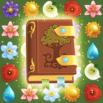 Flower Book: Match-3 Puzzle Game  1.149 (MOD Unlimited Money)