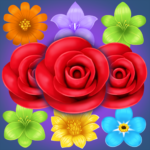 [APK] Flower Match Puzzle 1.2.2 (MOD Unlimited Money)