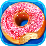 [APK] Glitter Donut – Trendy & Sparkly Food 1.4 (MOD Unlimited Money)