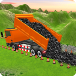 Road Builder: City Construction Games Simulator 3d  2.0 (MOD Unlimited Money)