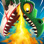 Hungry Dragon  3.8 (MOD Unlimited Money)