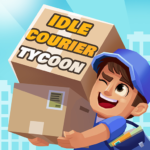 [APK] Idle Courier Tycoon – 3D Business Manager 1.2.4    (MOD Unlimited Money)