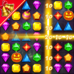 [APK] Jewels Classic – Match 3 1.8.01 (MOD Unlimited Money)