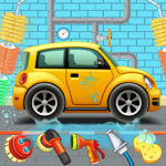 [APK] Kids Car Wash Service Auto Workshop Garage 2.1 (MOD Unlimited Money)
