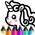 [APK] Kids Drawing Games for Girls ? Apps for Toddlers!  (MOD Unlimited Money)