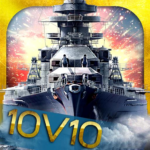 [APK] King of Warship: 10v10 Naval Battle 5.8.1 (MOD Unlimited Money)