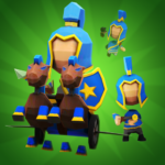 [APK] King of war: Legiondary legion 1.1 3(MOD Unlimited Money)