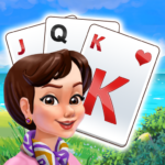 ❤️Kings & Queens: Solitaire Tripeaks  1.214.4 (MOD Unlimited Money)