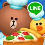 [APK] LINE CHEF Enjoy cooking with Brown! 1.11.0.16 (MOD Unlimited Money)