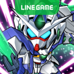 LINE: Gundam Wars! Newtype battle! All the MSes!  7.0.0 (MOD Unlimited Money)