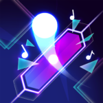 [APK] Magic Dot – Dancing Line  1.1.1  by Yogame Studio (MOD Unlimited Money)