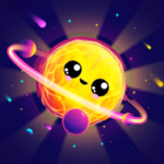[APK] Merge Planets Space : hyper casual game 1.1 (MOD Unlimited Money)