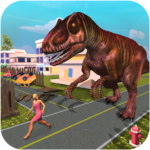 [APK] Monster Dinosaur Simulator: City Rampage 1.1.21  18 (MOD Unlimited Money)