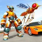 [APK] Mosquito Robot Car Game – Transforming Robot Games 1.3 (MOD Unlimited Money)