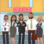 [APK] My Office Pretend Lifestyle: Play Town Busy Life 1.0.4 (MOD Unlimited Money)