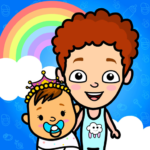 My Tizi Town – Newborn Baby Daycare Games for Kids  1.7 (MOD Unlimited Money)