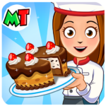 My Town : Bakery – Baking & Cooking Game for Kids  1.11 (MOD Unlimited Money)