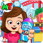 My Town : Fun Amusement Park Game for Kids Free  1.06 (MOD Unlimited Money)