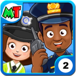 [APK] My Town : Police Station. Policeman Game for Kids  (MOD Unlimited Money)