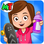 [APK] My Town : Street, After School Neighbourhood Fun 1.07 (MOD Unlimited Money)