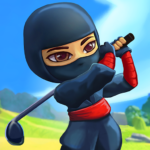 [APK] Ninja Golf ™ 1.6.7 (MOD Unlimited Money)