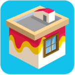 [APK] Paint wall | Exciting House Painting Puzzle Game 8.53 (MOD Unlimited Money)