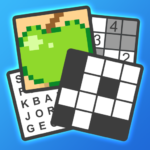 Puzzle Page Crossword, Sudoku, Picross and more  3.8 (MOD Unlimited Money)