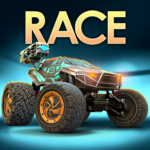 RACE: Rocket Arena Car Extreme – Action Racing  1.0.28 (MOD Unlimited Money)