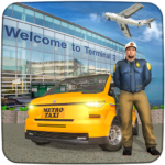 [APK] Real Taxi Airport City Driving-New car games 2020 1.8 (MOD Unlimited Money)