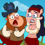 Save The Pirate! Make choices – decide the fate  1.1.63 (MOD Unlimited Money)