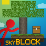[APK] Stickman vs Multicraft: Skyblock Craft 1.1.0 (MOD Unlimited Money)