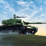 Tank Force Free games about tanki online PvP  4.63 (MOD Unlimited Money)