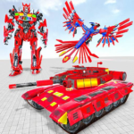 [APK] Tank Robot Game 2020 – Eagle Robot Car Games 3D 1.0.9 (MOD Unlimited Money)