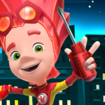 [APK] The Fixies Town Games for Kids! Girl and Boy Games  (MOD Unlimited Money)