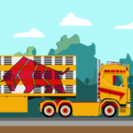 Trucker Joe  0.2.4 (MOD Unlimited Money)