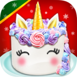 Unicorn Food – Sweet Rainbow Cake Desserts Bakery  3.1.0 (MOD Unlimited Money)