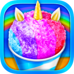 [APK] Unicorn Rainbow Snow Cone Desserts Maker 1.3 (MOD Unlimited Money)
