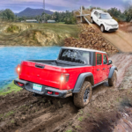 [APK] Very Tough Offroad Driving (Simulator) 4×4 1.0 (MOD Unlimited Money)