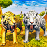 [APK] Virtual Tiger Family Simulator: Wild Tiger Games 1.5 (MOD Unlimited Money)