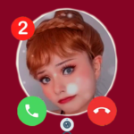 [APK] fake Call from  Anna  📱 Chat&video call 2.2.0 (MOD Unlimited Money)