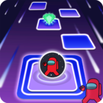 [APK] Among Us imposter Dancing hop ball 3.0 (MOD Unlimited Money)