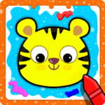 [APK] Animal Sounds for babies & Coloring book for kids 1.20 (MOD Unlimited Money)