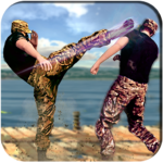 [APK] Army Battlefield Kung Fu New Fighting Games 2020 1.3 (MOD Unlimited Money)