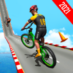 [APK] BMX Bicycle Racing Stunts 3D Mega Ramp Cycle Games 2.7 (MOD Unlimited Money)