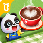 Baby Panda's Summer: Café  8.53.00.00 (MOD Unlimited Money)