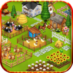 [APK] Big Little Farmer Offline Farm- Free Farming Games 1.8.0 (MOD Unlimited Money)